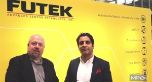 Sense of Touch with FUTEK at BIOMEDevice Boston