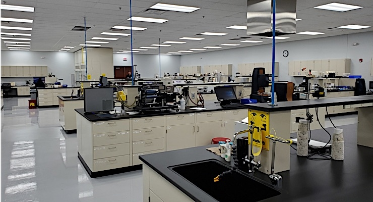 INX International completes R&D Center expansion