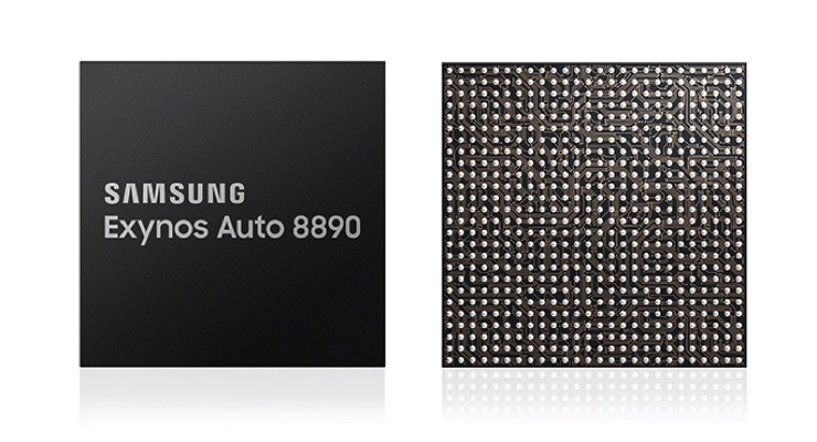 Samsung's Exynos Auto 8890 Powers In-Vehicle Infotainment System in New Audi A4 and Upcoming Models