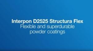 Interpon Structura Flex: Flexible, Superdurable Powder Coatings