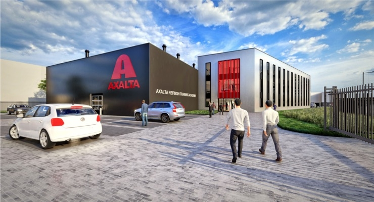 Axalta Signs Agreement to Build New, State-of-the-art Facility in the Netherlands