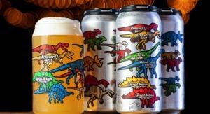 Wizard Labels helps Brouwerij West wrap beer cans with