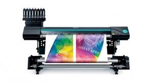 Roland DGA Launches New Texart RT-640M Multi-Function Dye-Sublimation Printer