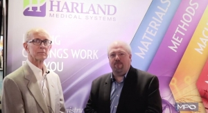 Device Coatings with Harland Medical Systems at MD&M East