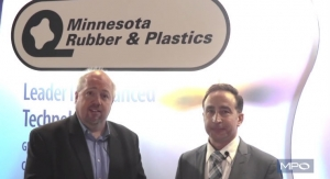 Injection Molding with Minnesota Rubber & Plastics at MD&M East