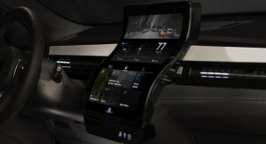 Novares Integrates FlexEnable's Conformable OLCDs into New Demo Car