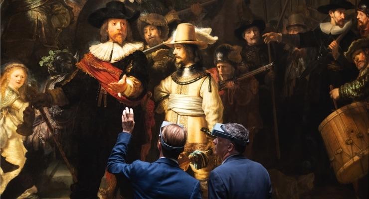 AkzoNobel, Rijksmuseum Partner for Live Restoration of Rembrandt's Night Watch