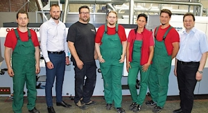 MPS EF SymJet provides savings for Liepajas Papirs