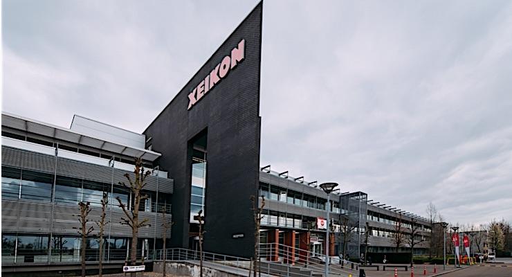 Xeikon consolidates operations in Belgium