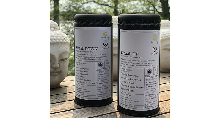 Fitness Careerist Formulates Functional Teas to Support Physical Training & Nervous System