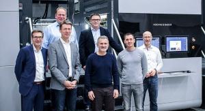Koenig & Bauer Sells 5th RotaJET for Decor Printing