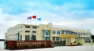 ROSS Plant Expansion in Nantong, China