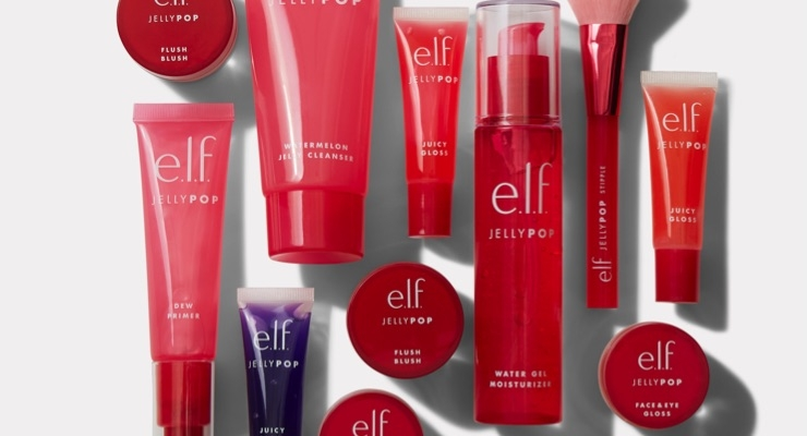 Jelly Pop Arrives at e.l.f.