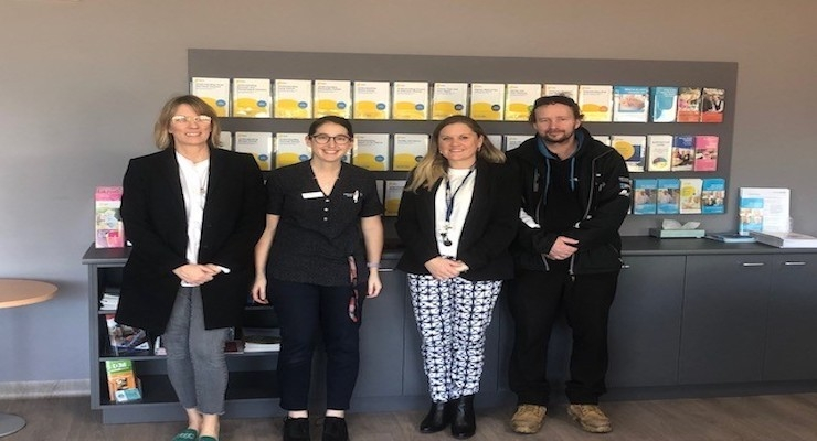 PPG Completes COLORFUL COMMUNITIES Project at Moorabbin Hospital in Australia