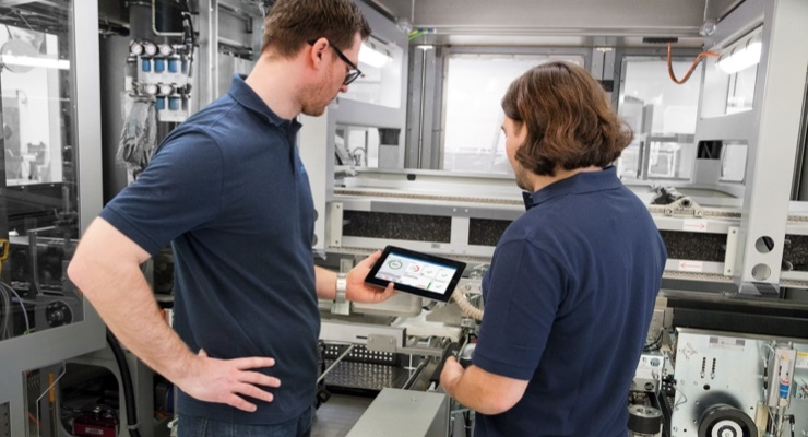 Optima Honored by Allianz Industrie 4.0
