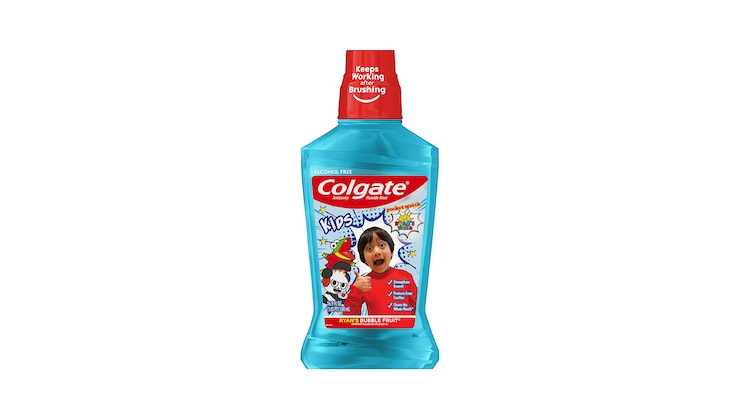 Colgate Creates Oral Care Line with Ryan