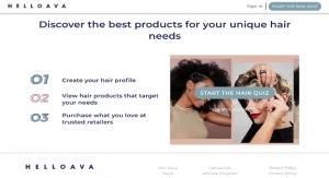 HelloAva Launches Hair Platform