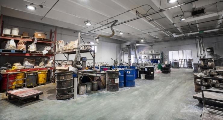 Dialight Brightens Diamond Vogel's Paint Operation, Lightens the Load on Maintenance