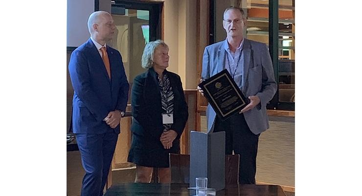 ASTM Awards Elcometer