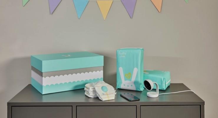 Pampers Develops Smart Diaper System