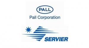 Pall, Servier Enter Biomanufacturing Tie-up