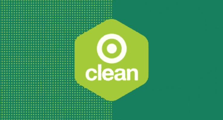 The Target Clean Icon Arrives