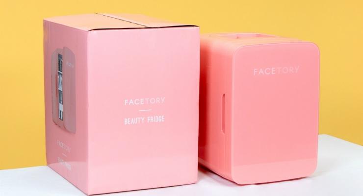 FaceTory Launches Skincare Fridge