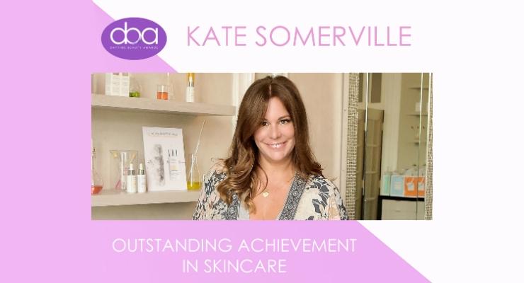 Kate Somerville to Receive Award