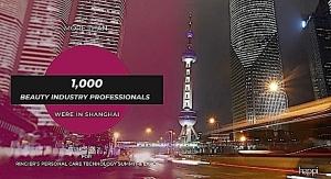 Cosmetic Industry Flocks to Shanghai