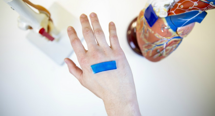 Adhesives Can Help Heal Wounds