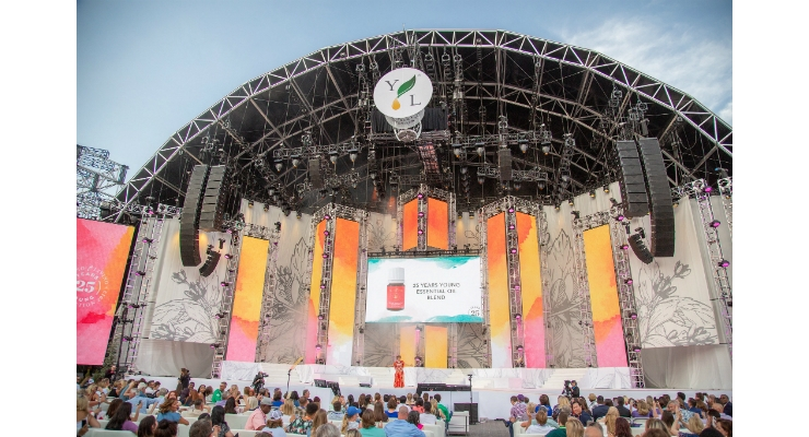 Young Living Concludes Grand Convention