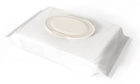 Paper-Based Wet Wipes Lid Reduces Waste