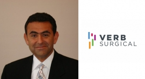 Verb Surgical Appoints New CEO