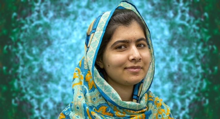 Avon Donates to Malala Fund