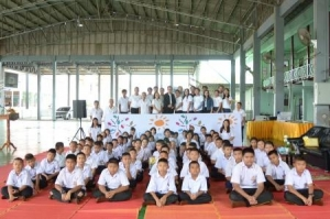 PPG Completes COLORFUL COMMUNITIES Project at Wat Lad Wai School in Bangplee Samutprakarn, Thailand