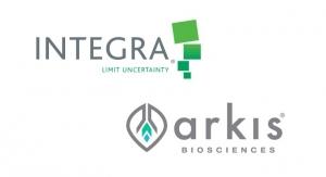 Integra Acquires Neurosurgical Firm Arkis Biosciences