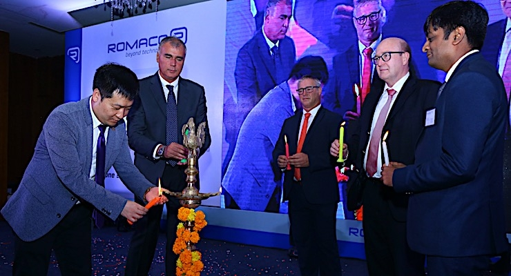 Romaco Opens New Sales & Service Centre in India