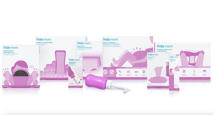 Postpartum Recovery Products Launch