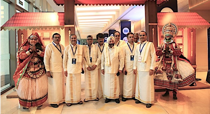 Successful LMAI label conference held in India