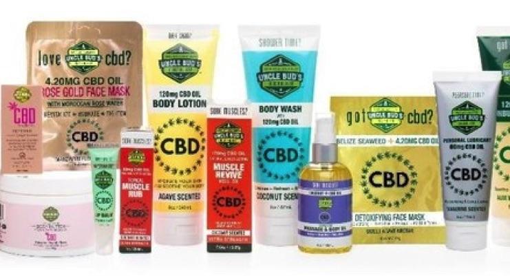 Vitamin Shoppe Picks Sole CBD Personal Care Brand