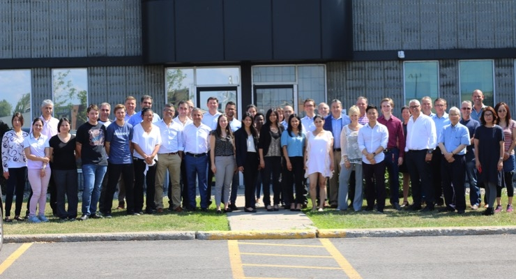 Vetio Completes Plant Expansion in Montreal