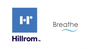 Hillrom Acquires Breathe Technologies for $130M