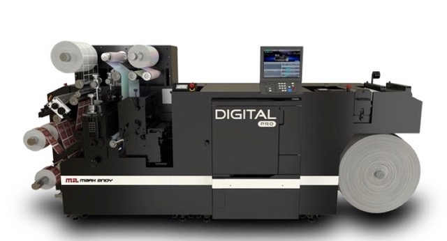 Mark Andy introduces new Digital Pro product line