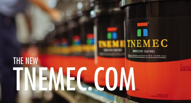 Tnemec Launches New, Improved Website