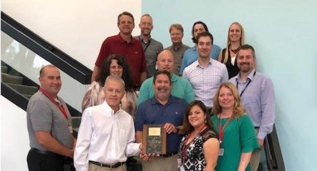 Meyers earns Hormel Spirit of Excellence Award