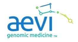 Aevi Genomic Medicine, AstraZeneca Enter Into License Agreement