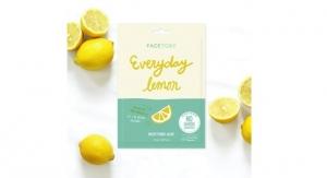 FaceTory Releases Plant-based Sheet Mask Line