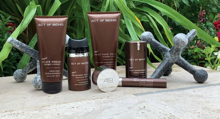 'Act of Being' Brand Launches