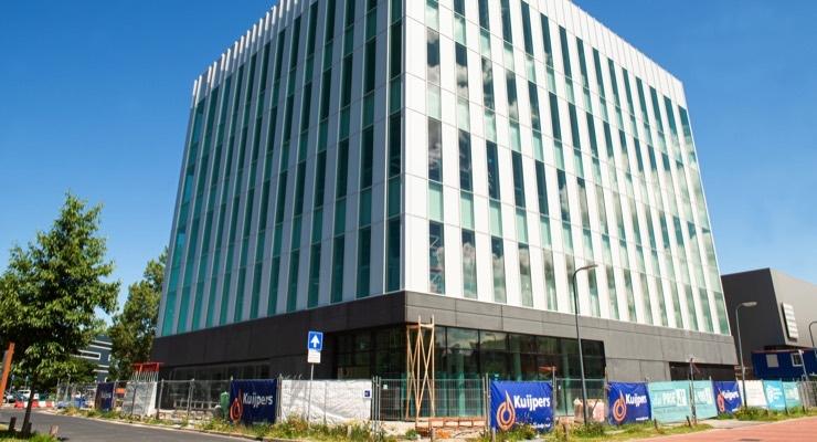 Halix Completes New cGMP Facility