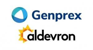 Genprex Partner Aldevron Completes Step in Mfg. for Oncoprex Clinical Devt. Program